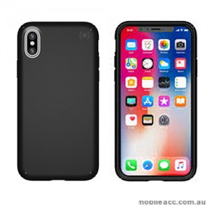 ORIGINAL Speck Products Presidio Cell Phone Case for iPhone X - Black
