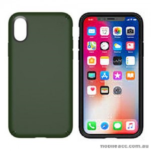 ORIGINAL Speck Products Presidio Cell Phone Case for iPhone X - Dusty Green