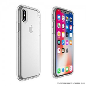 ORIGINAL SPECK PRESIDIO CLEAR CASES For iPhone X - Clear
