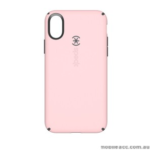 ORIGINAL SPECK CANDYSHELL Heavy Duty Case For iPhone X - Quartz Pink
