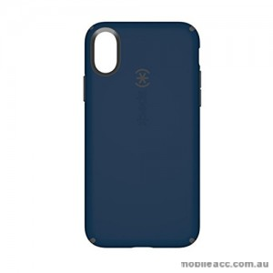 ORIGINAL SPECK CANDYSHELL Heavy Duty Case For iPhone X - Deep Sea Blue