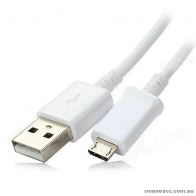 Micro USB 2.0 Data Cable White× 2