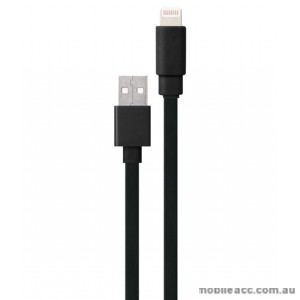 GZLZZ Lightning Data/Charging Cable × 2 - Black
