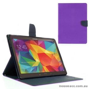 Mercury Fancy Diary Case for Samsung Galaxy Tab S 10.5 - Purple