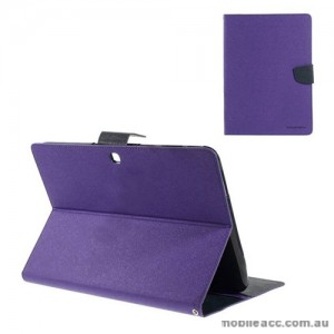 Korean Mercury Case for Samsung Galaxy Tab 4 10.1 - Purple