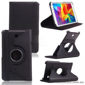 360 Degree Rotating Case For Samsung Galaxy Tab A 8.0 - Black