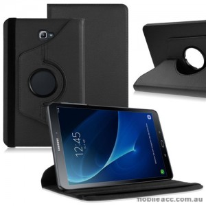 360 Degree Rotating Case For Samsung Galaxy Tab A 10.1 (2016) - Black