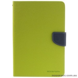 Korean Mercury Fancy Diary  Case for iPad mini 2/3 Green