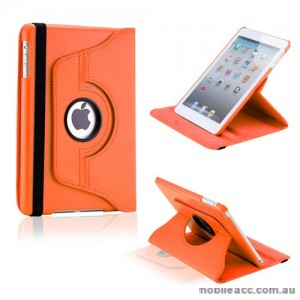 360 Degree Rotating Case for iPad mini / iPad mini 4 Orange