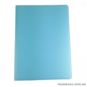 360 Degree Rotating Case for Apple iPad Pro 9.7 inch Blue+ SP