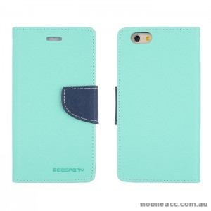 Korean Mercury Fancy Diary Case for iPhone6+/6S+  - Green