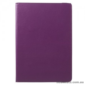 360 Degree Rotating Case for Apple New iPad 9.7(2017) - Purple