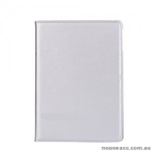 360 Degree Rotating Case for Apple New iPad 9.7(2017) - Silver
