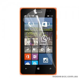 Clear Screen Protector for Nokia Lumia 532