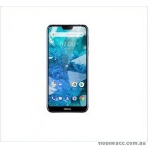 Tempered Glass For  Nokia 7.1 Clear
