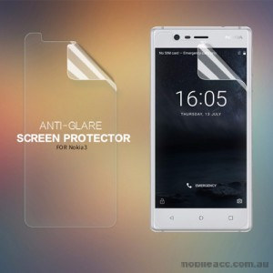 Matte Anti-Glare Screen Protector For Nokia 3