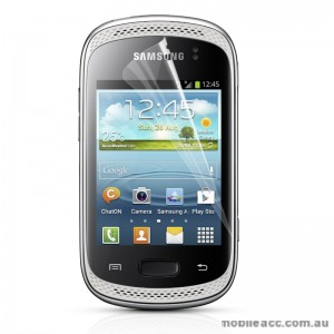 Screen Protector for Samsung Galaxy Music Duos S6012 - Clear
