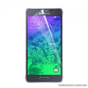 Clear Screen Protector for Samsung Galaxy Alpha