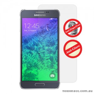 Matte Screen Protector for Samsung Galaxy Alpha