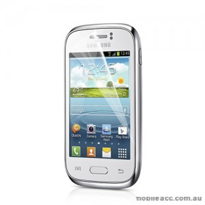 Clear Screen Protector for Samsung Galaxy Young 2