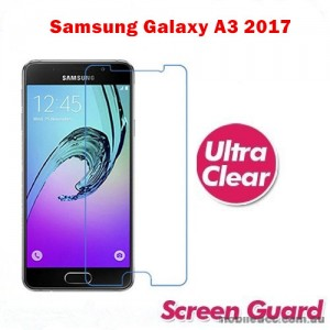 Ultra Clear Screen Protector For Samsung Galaxy A3 2017 A320