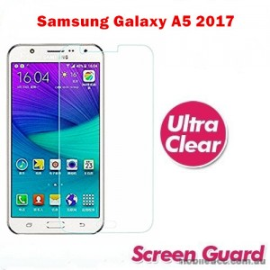 Ultra Clear Screen Protector For Samsung Galaxy A5 2017 A520
