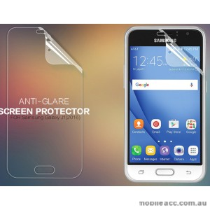 Plastic Screen Protector For Samsung Galaxy J1 2016 - Matte