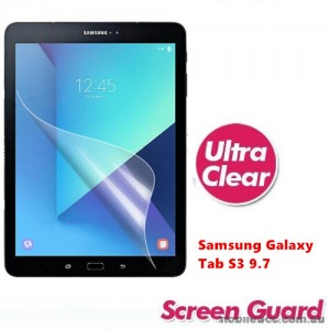 Ultra Clear Screen Protector For Samsung Galaxy Tab S3 9.7