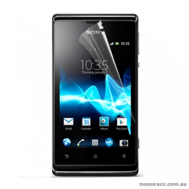Screen Protector for Sony Xperia E Dual - Clear