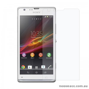 Screen Protector for Sony Xperia SP M35h - Clear