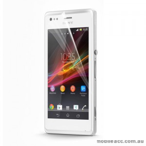 Screen Protector for Sony Xperia M - Clear