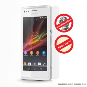 Screen Protector for Sony Xperia M - Matte