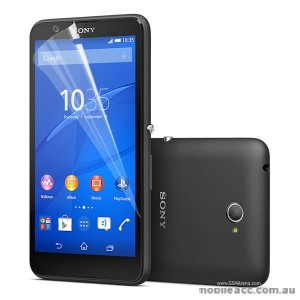 Screen Protector for Sony Xperia E4 Clear