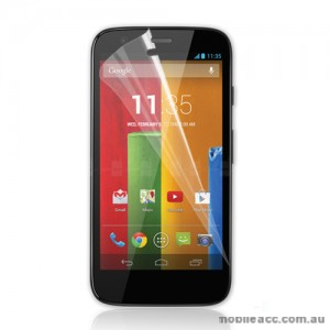 Clear Screen Protector for Motorola Moto G