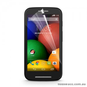 Clear Screen Protector for Motorola Mote E