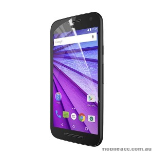 Clear Screen Protector for Motorola Moto G3