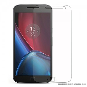 Clear Plastic Screen Protector For Motorola Moto G4 Plus