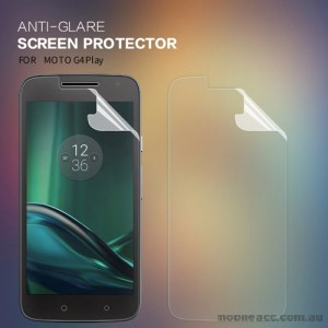Matte Anti-Glare Screen Protector For Motorola Moto G4 Play