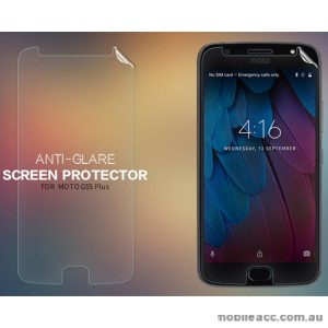 Matte Anti-Glare Screen Protector For Motorola Moto G5S Plus