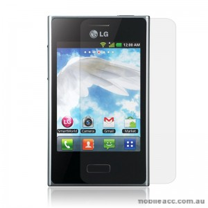 Screen Protector for LG Optimus L3 E400 - Matte