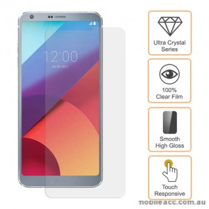 9H Premium Tempered Glass Screen Protector For LG G6
