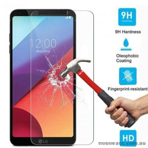 9H Premium Tempered Glass Screen Protector For LG Q6