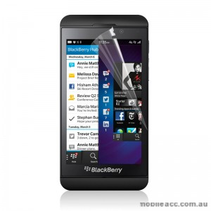 Screen Protector for Blackberry Z10 - Matt