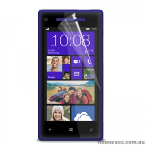 Screen Protector for HTC Windows Phone 8X - Clear
