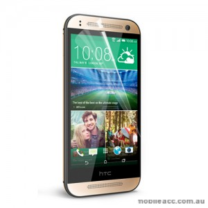 Clear Screen Protector for HTC One Mini 2