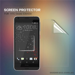 Plastic Screen Protector For HTC Desire 530 - Matte