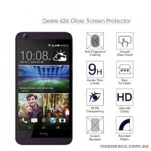 Premium Tempered Glass Screen Protector For HTC Desire 626
