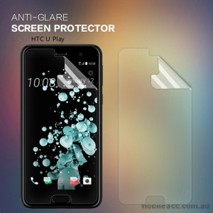 Matte Anti-Glare Screen Protector For HTC U Play
