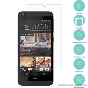9H Premium Tempered Glass Screen Protector For HTC Desire 650