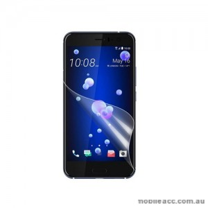 Plastic Screen Protector For HTC U11 Clear